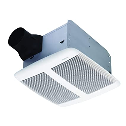 Amazing Broan Sensonic Bathroom Exhaust Fan With Bluetooth Speaker Energy Star Certified 1 0 Sones 110 Cfm White Home Interior And Landscaping Transignezvosmurscom