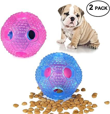 Amazon.com: RENZCHU Juguete interactivo para perro, pelota ...