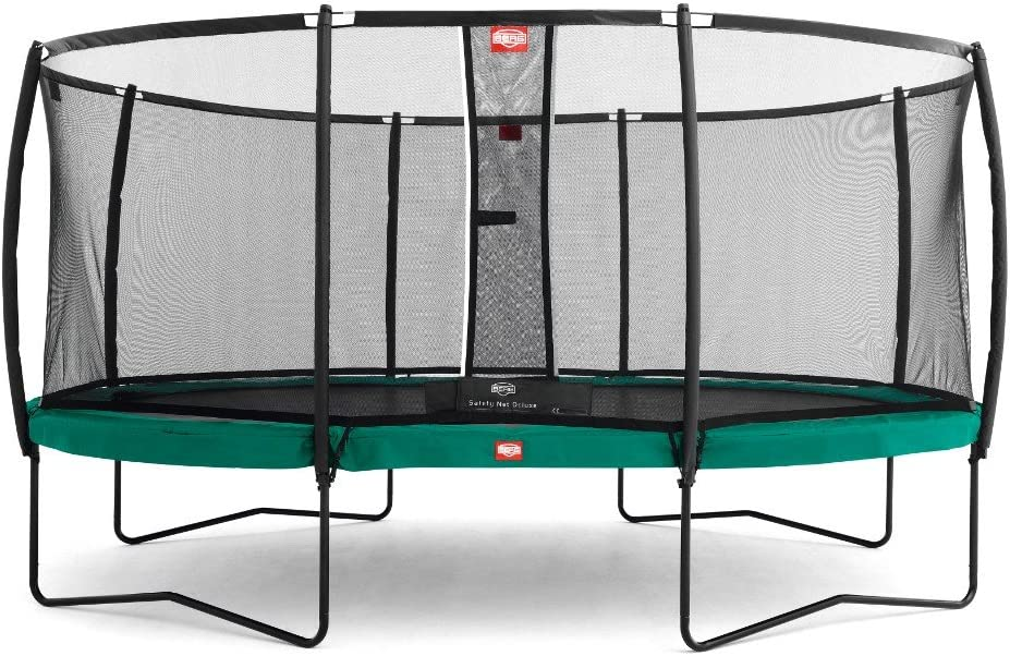Berg Toys 35.63.02.00 trampolín Grand Champion Incluye – Red ...