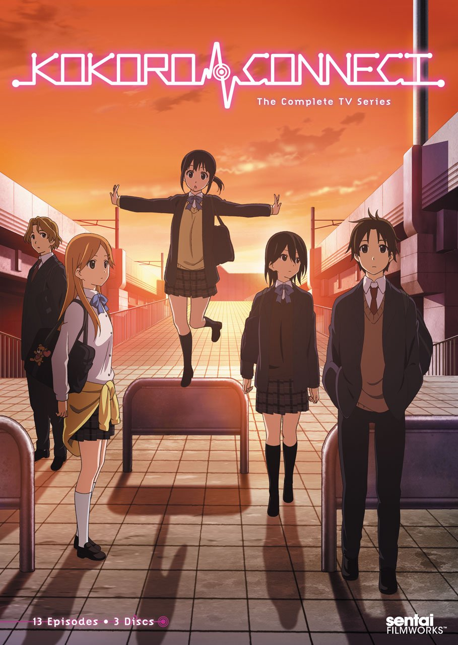 Amazon.com: Kokoro Connect: TV Collection: Clint Bickham, Emily ...