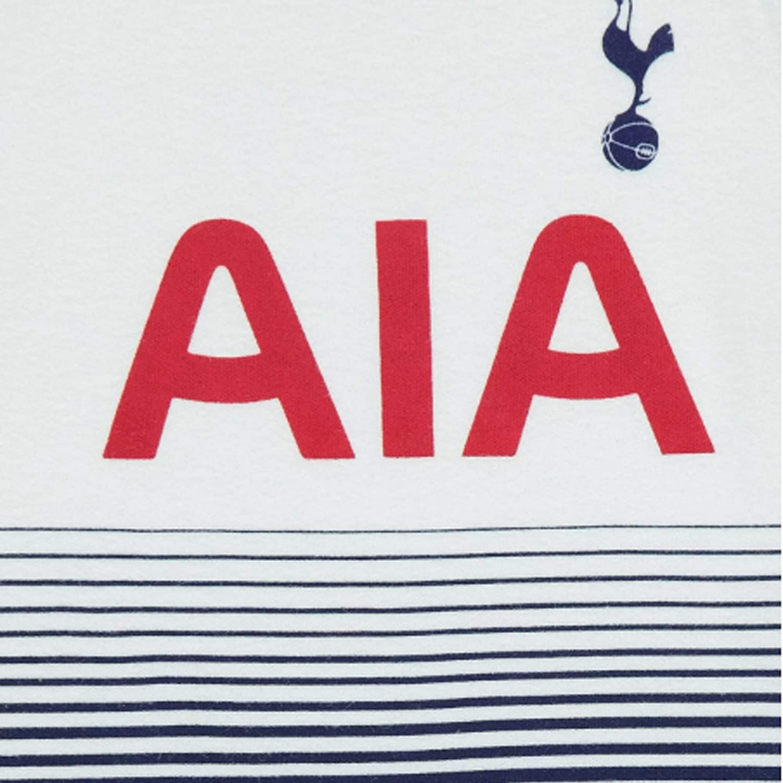 Tottenham Hotspur Shirt THFC Tottenham Baby Grow Home and Away Kits Tottenham Baby Grows Spurs Bodysuit Babygrow 3-6 Months, Away