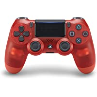 Sony PS4 DualShock 4 Wireless Controller - Red Crystal