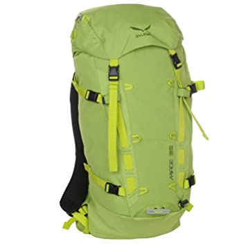 Salewa - Mochila de senderismo Adulto unisex, color verde: Amazon.es: Equipaje