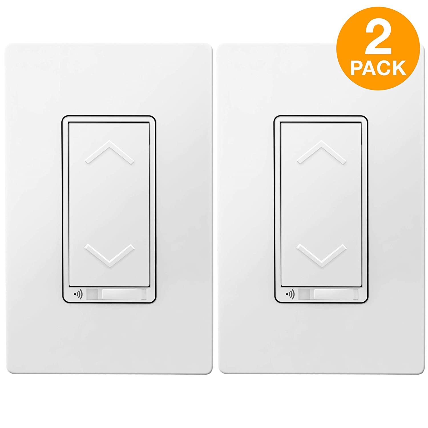 TOPGREENER Smart Wi-Fi Dimmer Switch, Neutral Wire Required, in-Wall on light switch wiring ceiling fan, light and fan switch wiring, light switch with only two wires, light at end with wire,