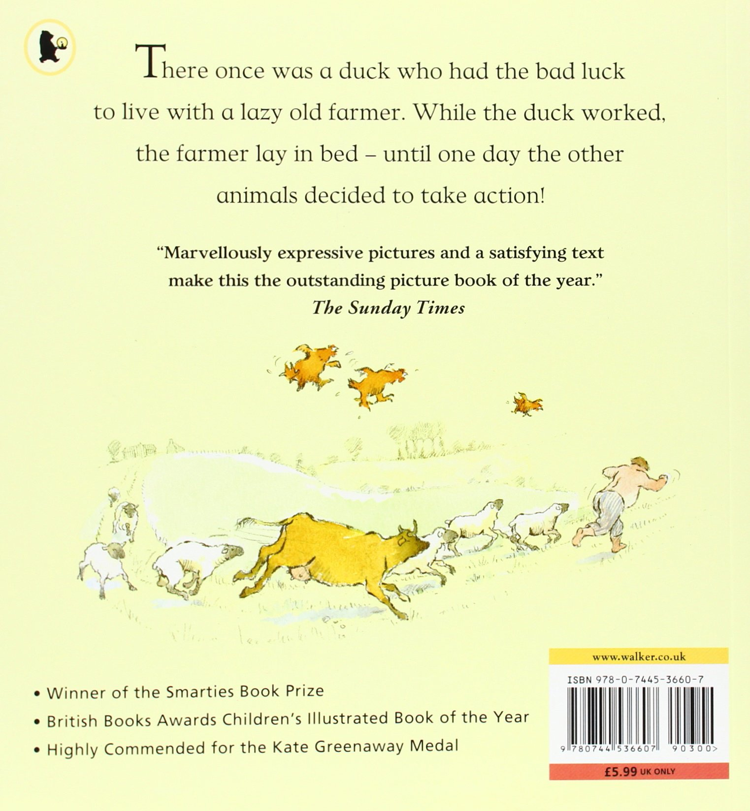 Farmer Duck: Martin Waddell, Helen Oxenbury: 9780744536607: Amazon ...