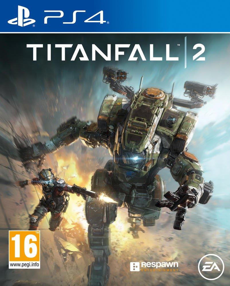 Titanfall 2 - PS4 | Respawn Entertainment. Programmeur