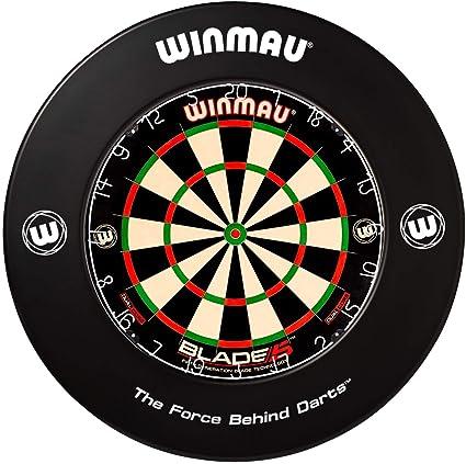 WINMAU Plain Classic Diana de Dardos
