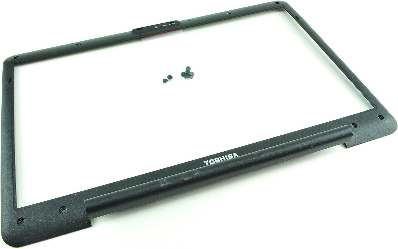 """Toshiba L505 L505D Series 15.6"""" LCD Front Bezel w/WebCam Port V000180210"""