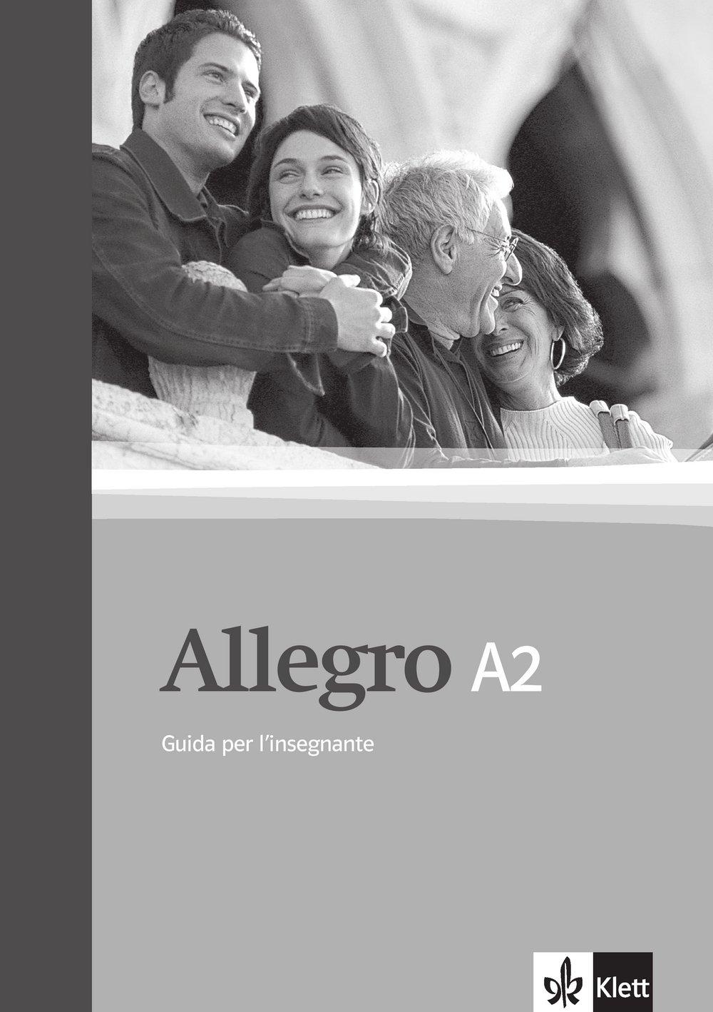 Allegro A2: Guida per l'insegnante