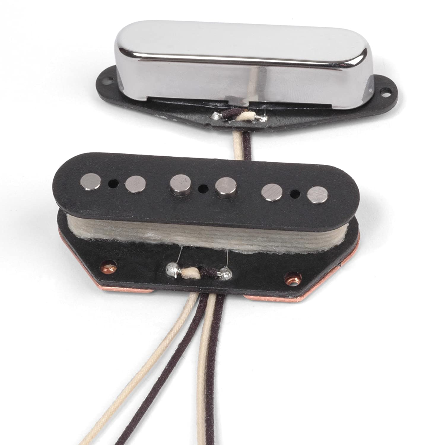Golden Age Pickup Set For Tele Bridge And Neck P90 Single Coil Wiring Diagram Musical Instruments