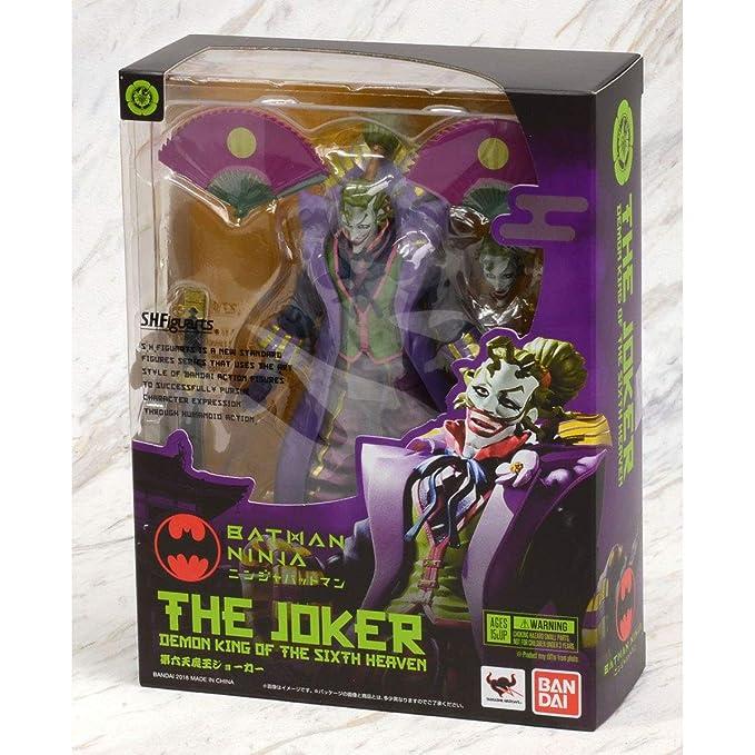 JHZTOY Bat-Man Ninja DC 2019 Joker Serie Movie en Caja de ...