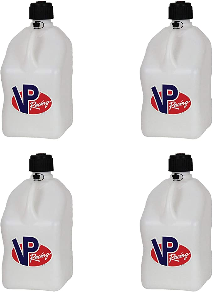 case 4 VP Fuel Containers M10018 Power Wash 1 Gallon