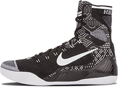 Amazon.com   Nike Kobe IX Elite BHM Mens Hi Top Basketball ...