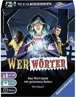 Ravensburger 260034 Werwölfe Vampirdämmerung Kartenspiele