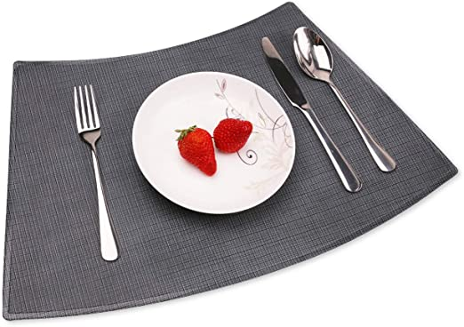 Convetu Placemats for Round Tables
