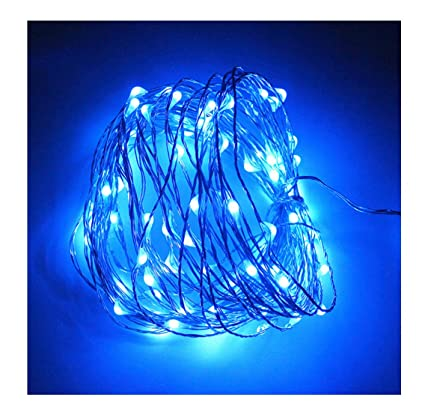 WILAZB LED String Lights, Waterproof Decorative Lights For Bedroom Patio  Garden Gate Yard Parties Wedding