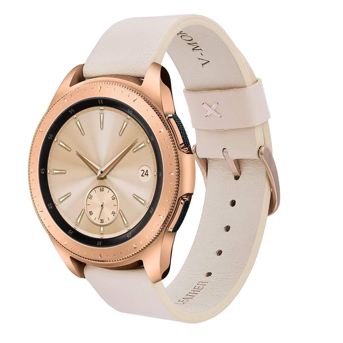 Malla para Galaxy Watch3 / Active2 Beige crema -7WGT3SVD