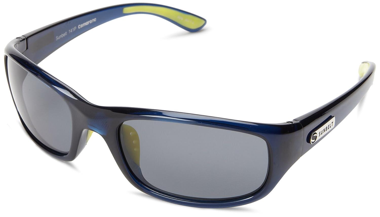 Sunbelt Camarone 141 Polarized Rectangular Sunglasses