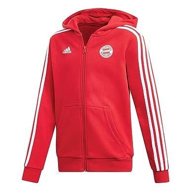 FC Bayern München Adidas Kapuzenjacke