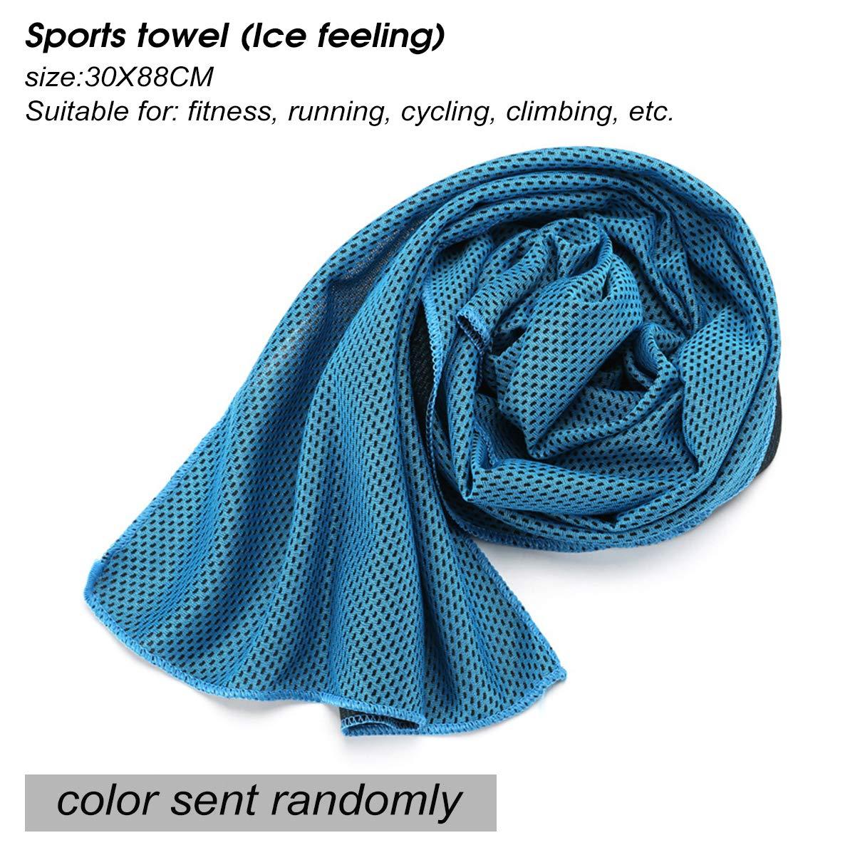 Carabiner Rambler Outdoor Sports Quick-Drying Towel