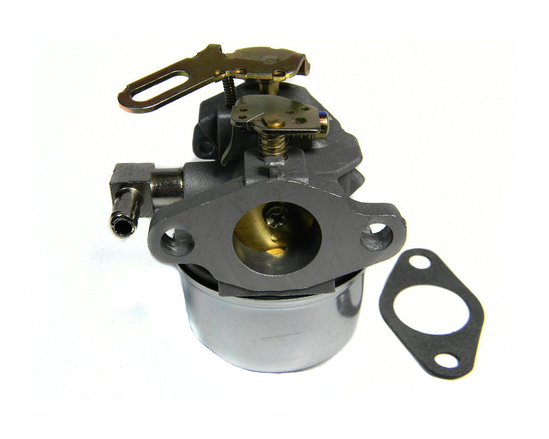 Tecumseh Carburetor Fits Models Hssk50 67324m 6 5 Hp Diagram 67324n 67326l Automotive