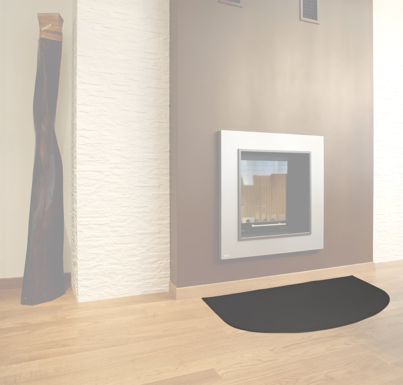 tapetin carpet for stoves and fireplaces fire retardant eco