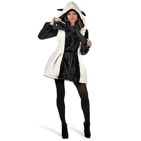 miglior servizio 2a7bb be1a5 Limit Sport - Costume cappotto e sciarpa di Large per adulti ...