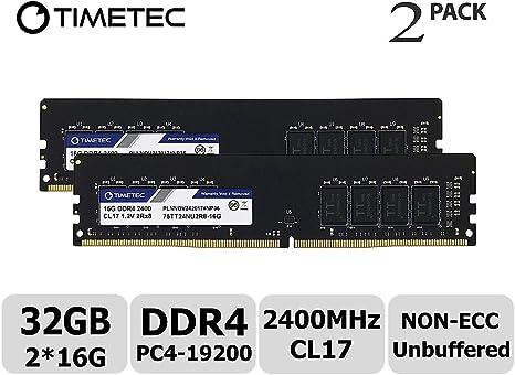 - Non-ECC PC4-2133 16GB RAM Memory AsRock H170 Pro4//Hyper DDR4-17000