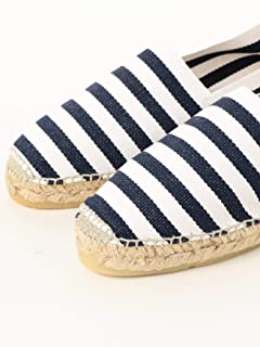 Cotton Espadrille 21-31-0006-232: Stripe Canvas