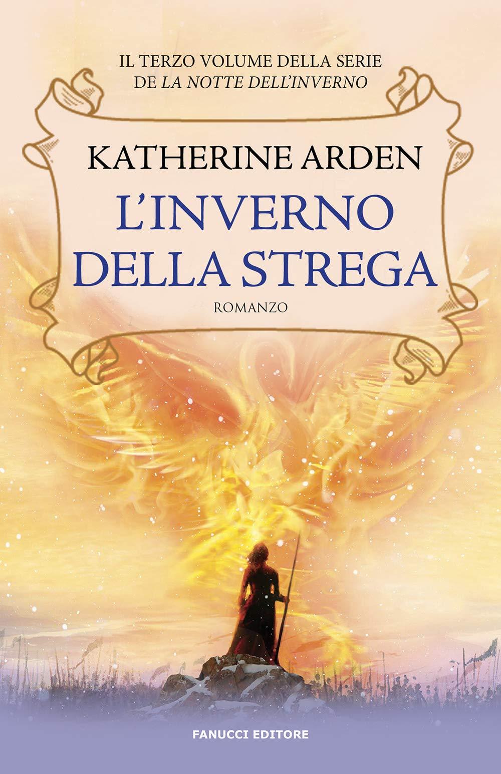 Amazon.it: L'inverno della strega. La notte dell'inverno: 3 - Arden,  Katherine, De Feo, M. T. - Libri