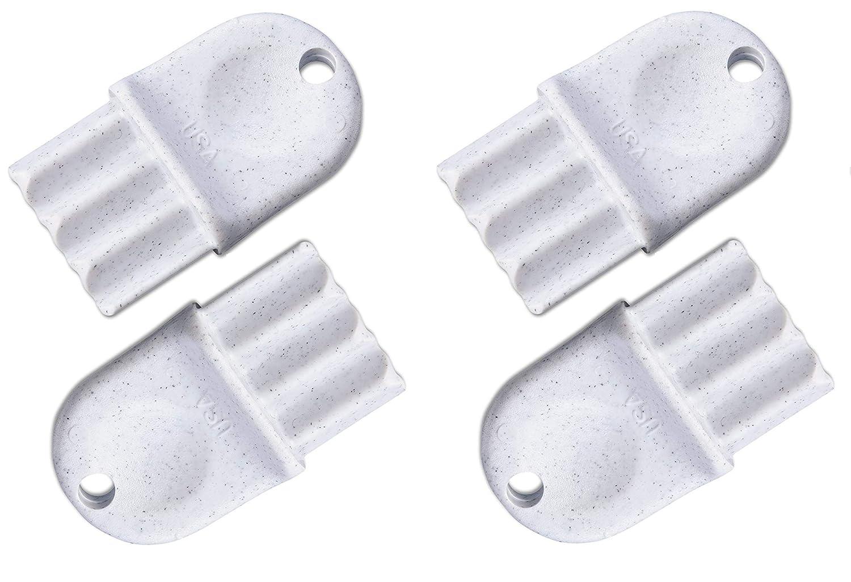 Universal Waffle Toilet Paper Dispenser Key 2 Pack Fradon Lock Company Inc wafkey