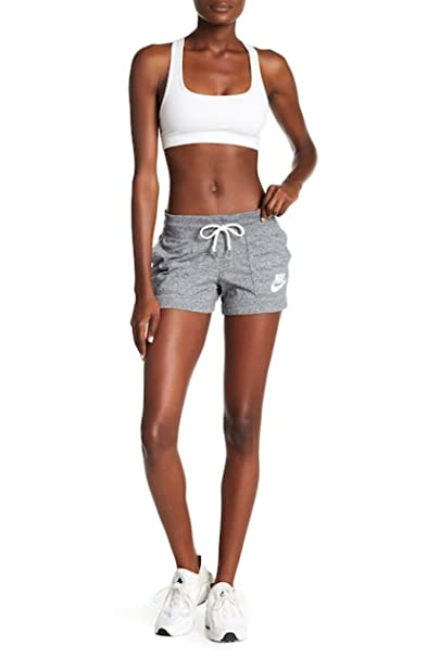 Color Vintage Jaspeadosail Nike Pantalón Corto Gris Mujer Para AXpqdqywH