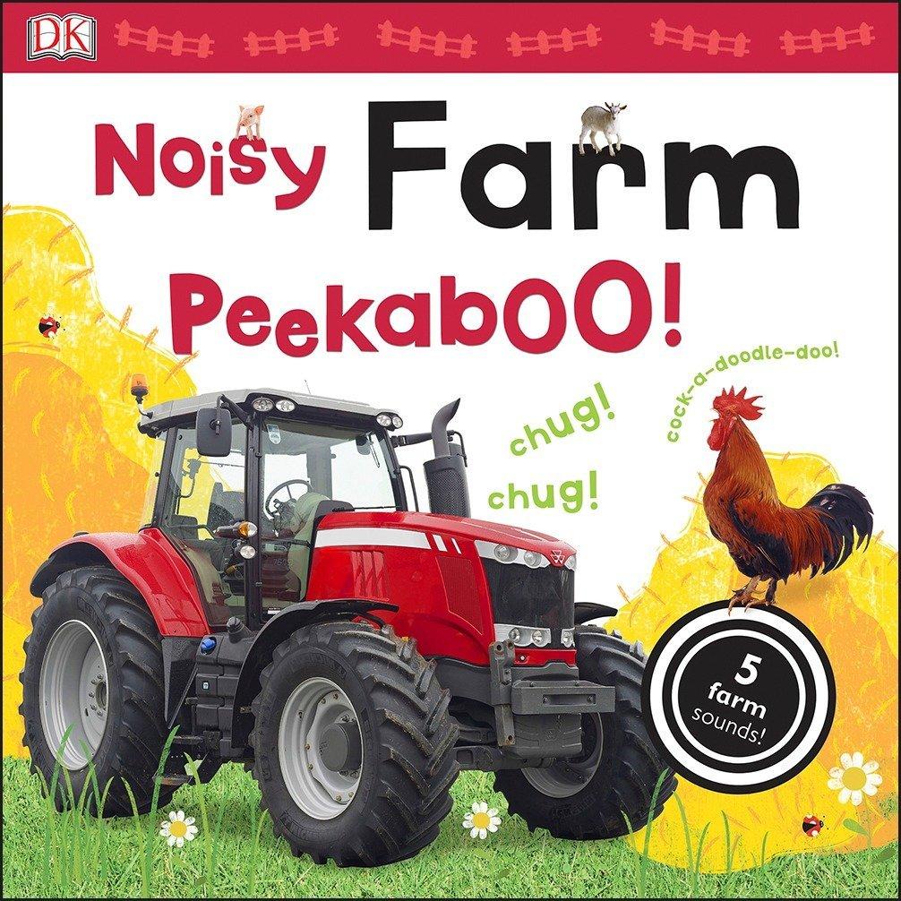 Download Noisy Farm Peekaboo! pdf epub