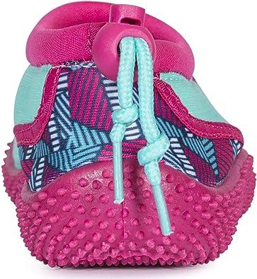 Trespass Squidette Girls Aqua Shoes