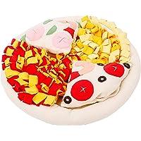N/G Pet Snuffle Mat para perros nariz alimentación manta 2 en 1 alfombra de cama para perro, juguete duradero, lavable a…