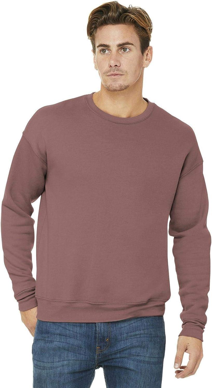 3945 Mens Drop Shoulder Fleece