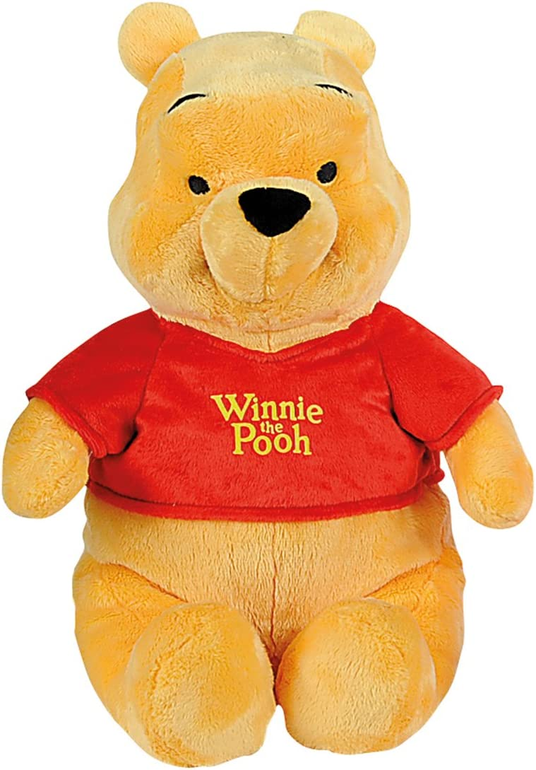 Smoby Nicotoy Disney 6315872676 - Peluche de Winnie The Pooh (43 cm)