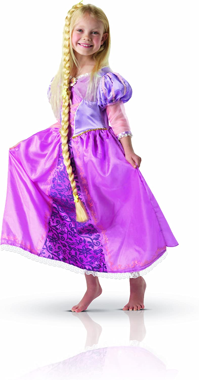 Disney I-884492 - Disfraz de Rapunzel con Trenza: Amazon.es ...
