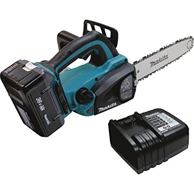 Makita HCU02C1 LXT Lithium-Ion Cordless Chainsaw, 36-volt