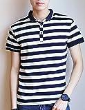 MPSMOVE 思慕夫 2019夏季【纯棉】休闲男T恤 polo衫男t恤短袖T恤衫男士 KW1170【96】