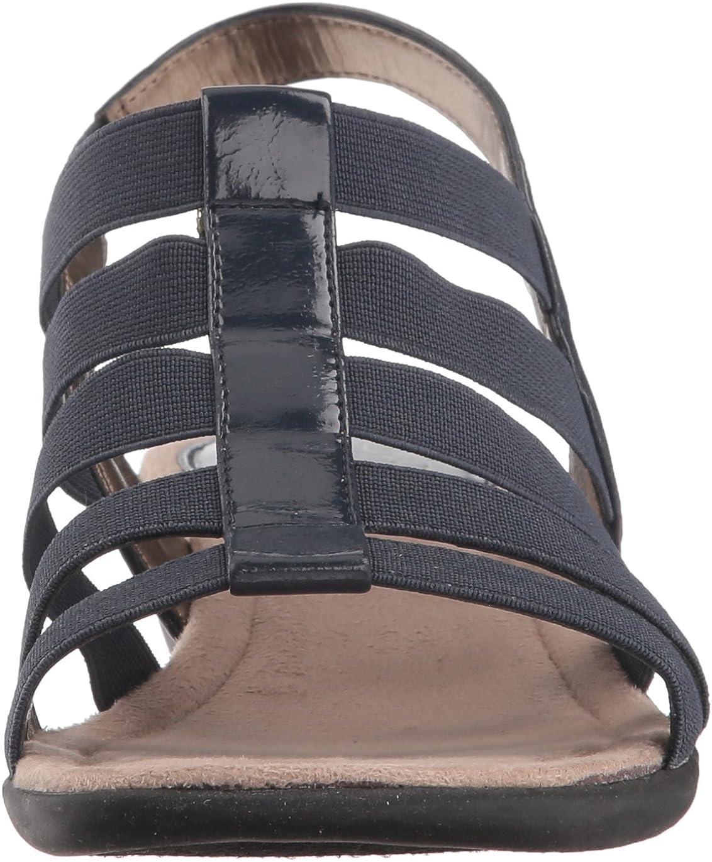 LifeStride Womens Tania Flat Sandal