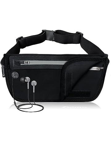 1d202554afe5 ... Fanny Pack Adjustable Belt Bag · MYCARBON Travel Money Belt RFID  Against Invisible Theft Secret Wallet Hidden Under Clothes Belt Wallet  Security