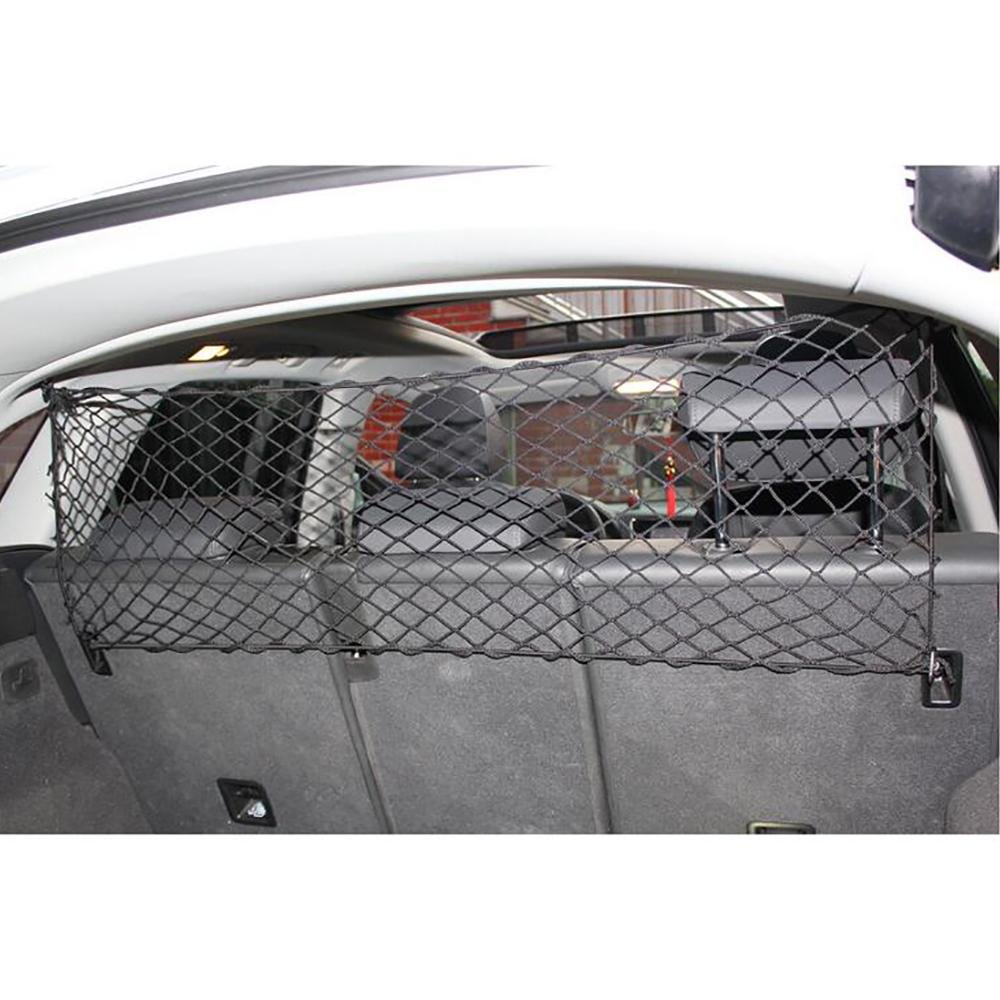 LPY-Pet Net Vehicle Safety Mesh Dog Barrier SUV / Car / Truck / Van - Fits Behind Front Seats by Car pet supplies (Image #2)