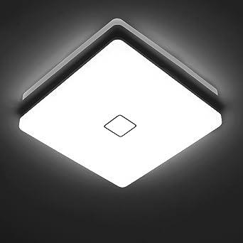 Ouesen Deckenleuchte Led 24w Wasserdichte Lampe Decke Moderne