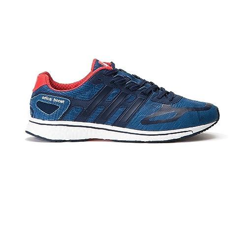 sports shoes f0a2a a4cb4 adidas Adizero Adios Boost LTD Mens Running Shoes - Blue-5.5