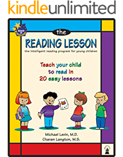 Amazon raising confident readers how to teach your child to the reading lesson teach your child to read in 20 easy lessons fandeluxe Gallery