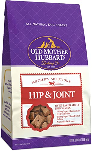 Old Mother Hubbard Mother s Solutions Natural Dog Treats