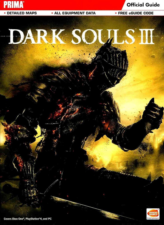 Prima Games Dark Souls 3 - Guía Oficial: Amazon.es: Electrónica