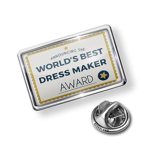 amazon com pin worlds best dress maker certificate award