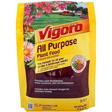 Fertilizante para todo tipo de plantas